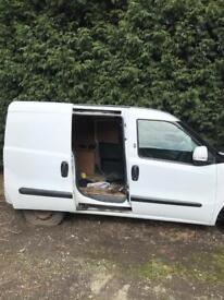 Fiat doblo / Vauxhall combo breaking for parts