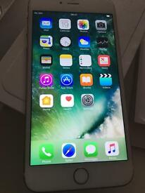 iPhone 6 Plus gold 16 gb boxed on Vodafone