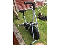V-Fit Exercise bike air cycle
