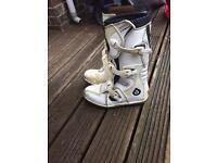 Youth six six one motocross boots size EU37 US5
