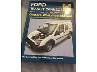 Ford Transit Connect Haynes Manual