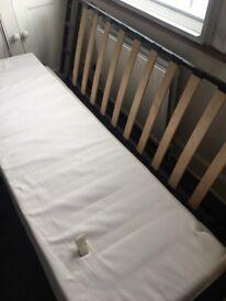 IKEA White Bed Settee