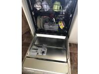 DISHWASHER - Fully built in integrated - Whirlpool