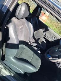 Renault Clio Sport Interior - Half Leather / Half Suede Seats Removed from 172 / 182