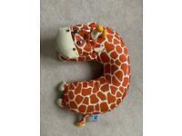 Cozy Time Microbead neck cushion