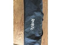Red kite portable travel cot and play pen