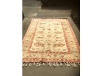 Large, Hand made Milas Rug (reduced Price)