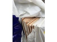 Ply board 20 sheets mixed width 9mm 12mm 18mmOSB