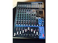 Yamaha Mixer - as new - 12 channel