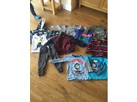 Kids clothes bundle age 3 and 3-4