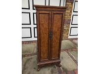 Wine Cabinet Rack antique shabby chic rustic vintage