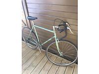 Vintage French racing bike.