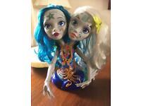 Peri & Pearl Double styling head