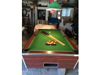 Pool table slate full size