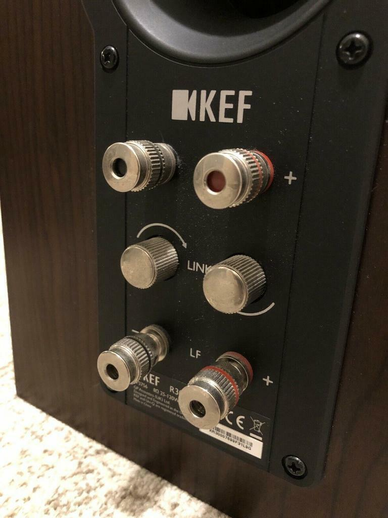 KEF R300 Pair Speakers | in Carbis Bay, Cornwall | Gumtree