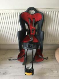 Halfords childs clamp on bike seat