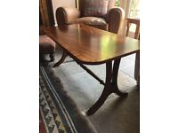COFFEE TABLE - lovely reproduction piece