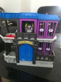 Batman house