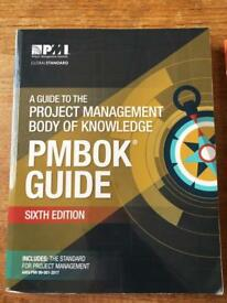 Rita Mulchay's PMP exam Prep and PMBOK guide (6th edition)
