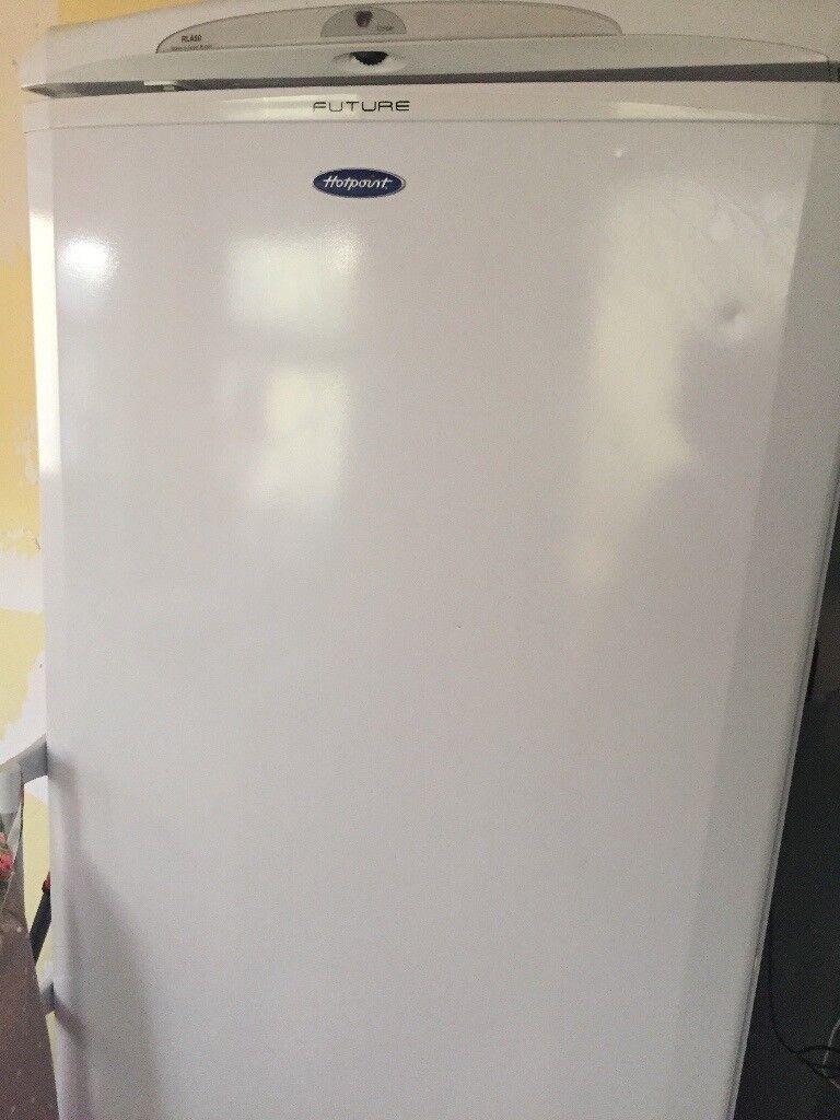 Hotpoint large larder Future fridge RLA 80. This is just a large fridge no freezer, Collection