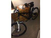Turner Full suspension mountain bike