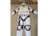 Star Wars storm trooper costume age 5-6