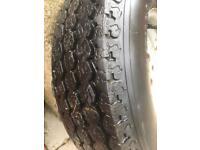 Trailer wheel/tyre 5.00-10