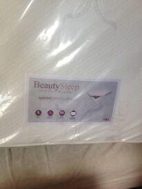 Brand new Kingsize Beauty sleep mattress to sell for £350