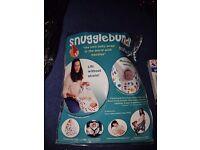 Snuggbundl baby wrap