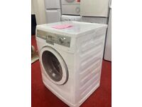 Excellent condition BLOOMBERG 8kg washing machine with warranty and delivery