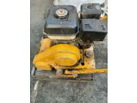 Honda commercial 500mm wacker plate vibrating rammer compactor any test Petrol power tools building
