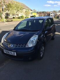 Nissan Note 1.4 2006