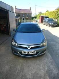 2005 Vauxhall astra 1.9cdti sri