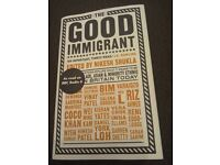 The Good Immigrant - hardback copy, read once