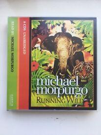 Running Wild Micheal Morpurgo Audiobook