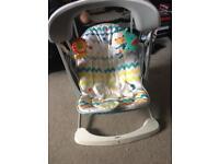 Baby swing/chair