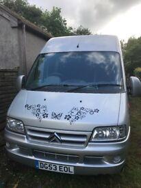 Citroen Relay TD HDI SWB Campervan / Day Van