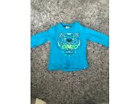 Baby Kenzo long sleeved top