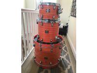 Yamaha Club Custom 20/12/14 in Orange Swirl