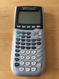 Texas Instruments TI-84 Plus Silver Edition Graphic Calculator
