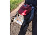 Honda lawnmower Spare Or repair