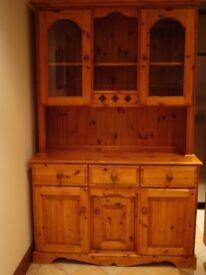 Beautiful Welsh Pine Dresser