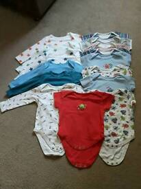 Boys 18-24 month vests