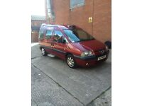 2005 (55) PEUGEOT EXPERT E7 SE TAXI IN RED CABDIRECT**WOW** 161K VOSA MILEAGE