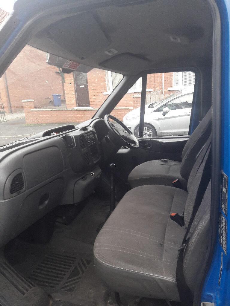 7f03860c97 Blue Ford Transit Van for sale - Belfast
