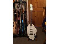 Alden Phantasia, similar to Vox Phantom XII guitar.