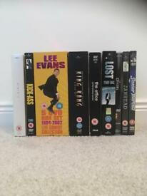 Random dvd selection