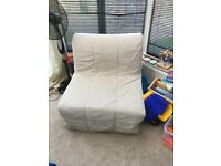 Ikea lycksele chair-bed