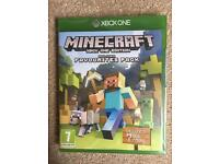 Minecraft Xbox One (New and Sealed)