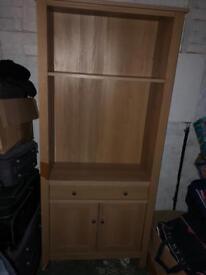 Next Oak Style Welsh Dresser
